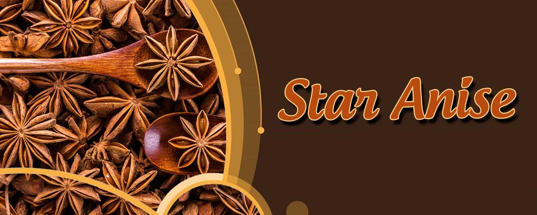 Banner Star Anise