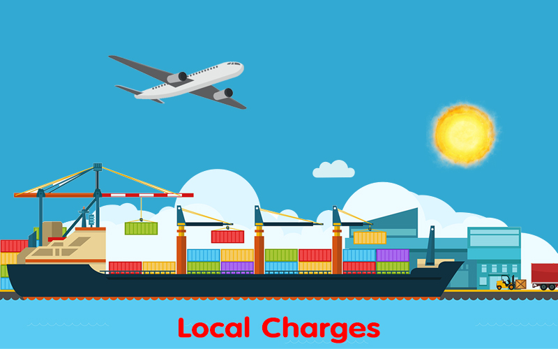 WHAT ARE LOCAL CHARGES?