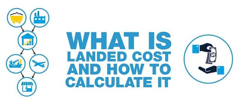 HOW TO CALCULATE THE LANDED COST OF IMPORTED PRODCTS