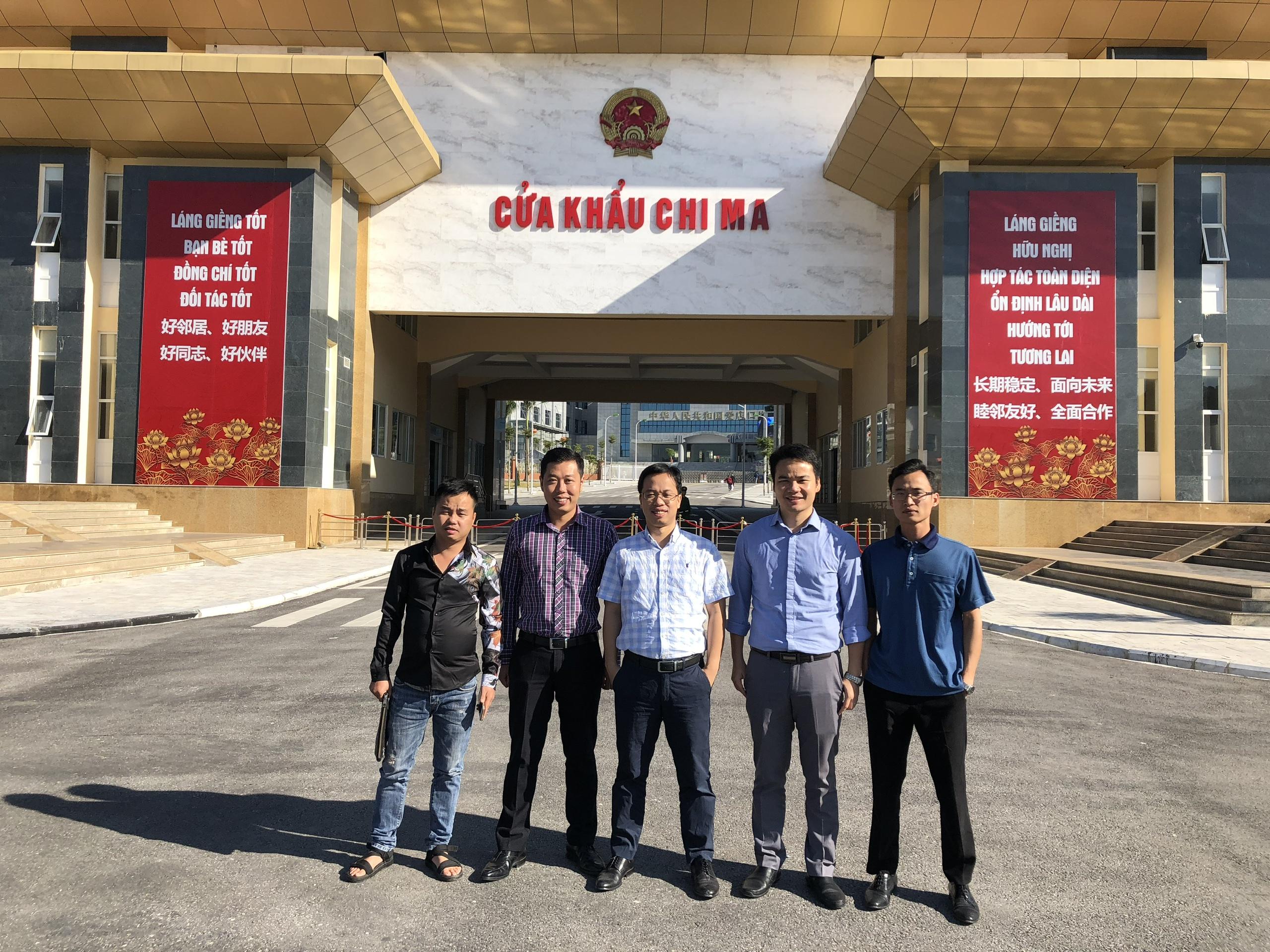 Viet Nam - China trade